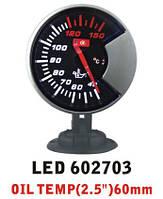Дополнительный прибор Ket Gauge LED 602703 температура масла. Дополнительный прибор Тюнинг