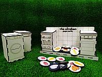 Игровой набор «Комодик-кухня»