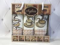 Вафельные кухонные полотенца с вышивкой. Турция. Ayben Р.8