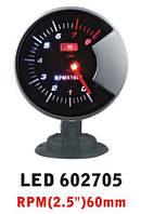Дополнительный прибор Ket Gauge LED 602705 тахометр. Дополнительный прибор Тюнинг