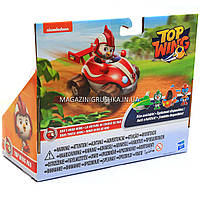 Ігровий набір Hasbro Відважні пташенята фігурка і машинка Рід і позашляховик Top Wing (E5281/Е5313), фото 3