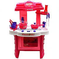 Игровой набор для девочки Limo Toy Кухня детская 15 предметов (008-26), фото 2