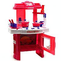 Игровой набор для девочки Limo Toy Кухня детская 15 предметов (008-26), фото 3