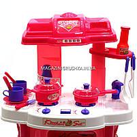 Игровой набор для девочки Limo Toy Кухня детская 15 предметов (008-26), фото 4