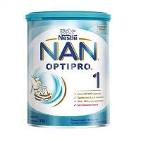 Сухая молочная смесь NAN 1 Optipro для детей с рождения, 800 г