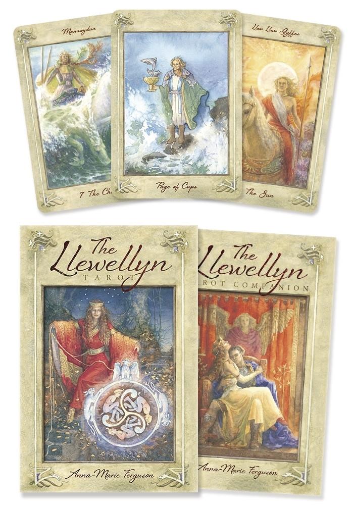 The Llewellyn Tarot/ Ллевеллин Таро