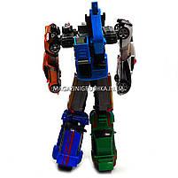 Игровой набор роботы тоботы «Tobot» 6 в 1 арт 523, фото 2