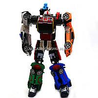 Игровой набор роботы тоботы «Tobot» 6 в 1 арт 523, фото 3