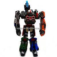 Игровой набор роботы тоботы «Tobot» 6 в 1 арт 523, фото 4