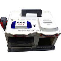Игровой набор Скорая помощь Chengmei Toys (машинка, рация, свет, звук) CLM-557, фото 3