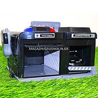Ігровий набір Служба порятунку Chengmei Toys (машинка, рація, світло, звук) CLM-558, фото 2