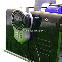 Ігровий набір Служба порятунку Chengmei Toys (машинка, рація, світло, звук) CLM-558, фото 3
