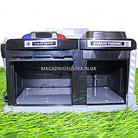 Ігровий набір Служба порятунку Chengmei Toys (машинка, рація, світло, звук) CLM-558, фото 4