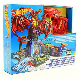 Игровой трек Hot Wheels Атака дракона (DWL04)