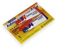 Клей акриловый 2-компонентный Kafuter Transparent Acrylic AB Glue 8г