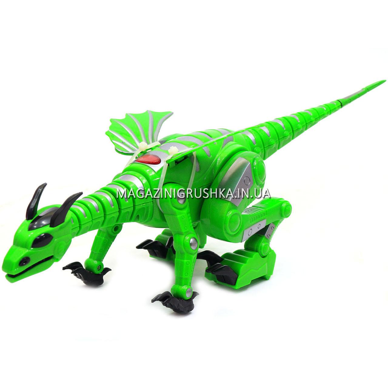Игрушечный Динозавр музыкальный с эффектами (28306)