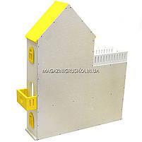 Игрушечный кукольный деревянный домик Мария (желтый). Обустройте домик для кукол LOL, фото 3