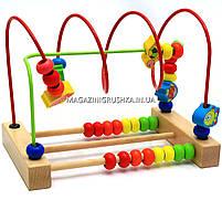 Розвиваюча іграшка для дітей Fun logics «Лабіринт» 7371, фото 2