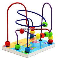 Розвиваюча іграшка для дітей Fun logics «Лабіринт» 7378, фото 2