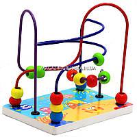 Розвиваюча іграшка для дітей Fun logics «Лабіринт» 7378, фото 3