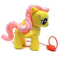 Интерактивная игрушка «Мои маленькие пони» на поводке PLM1903, фото 3
