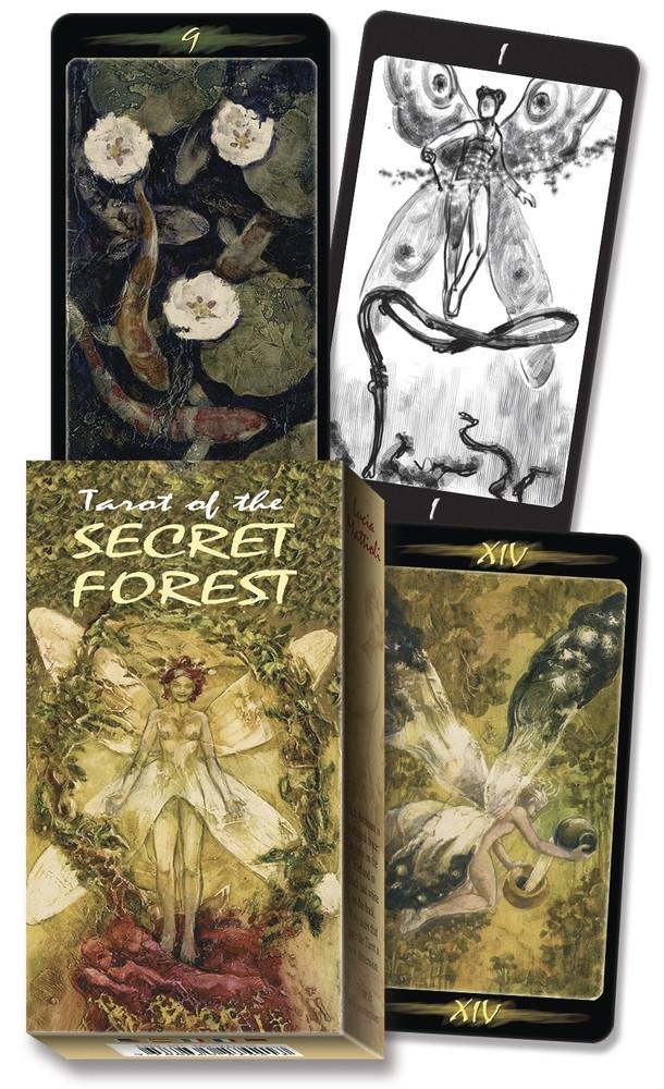 Tarot of the Secret Forest/ Таро Заповедного Леса