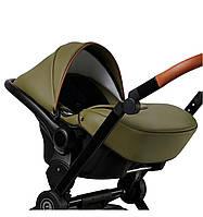 Автокресло для ребенка до 15 месяцев Verdi Futuro 0-13 кг., Green Label, зеленое