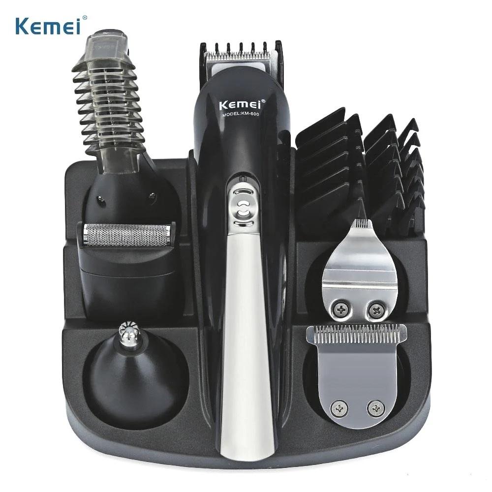 Триммер универсальный Kemei с аккумулятором