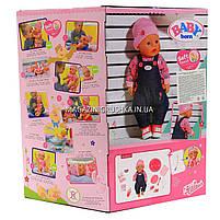 Кукла Baby Born Нежные объятия Джинсовый стиль (826157) (оригинал), фото 2