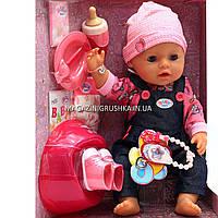 Кукла Baby Born Нежные объятия Джинсовый стиль (826157) (оригинал), фото 4