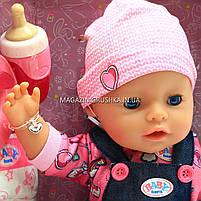 Кукла Baby Born Нежные объятия Джинсовый стиль (826157) (оригинал), фото 5