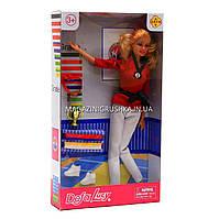 Кукла Defa каратистка для девочки 8371