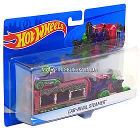 Машина дальнобойщика Hot Wheels Хот Вилс (BDW51)