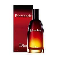 Christian Dior Fahrenheit Туалетная вода 100 ml (Кристиан Диор Фаренгейт) Мужские Духи