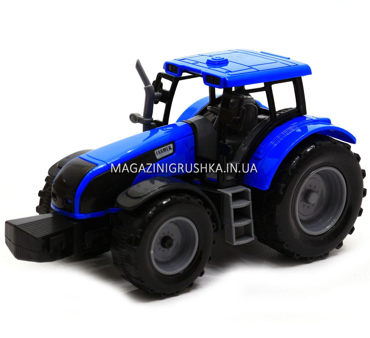 Машинка ігрова автопром «Трактор» 7681
