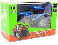 Машинка ігрова автопром «Трактор» 7681, фото 3