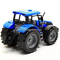 Машинка ігрова автопром «Трактор» 7681, фото 4