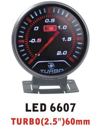 Дополнительный прибор Ket Gauge LED 6607 давление турбины