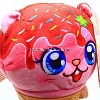 М'яка Ароматна іграшка-повторюшка ChatiCreams Морозиво Беккі Беррі (звук) (80685A), фото 2