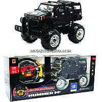 Машинка на радиоуправлении Хаммер Hummer 866-1099H2SW (большая, свет, звук), фото 1