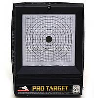 Набір мішеней для стрільби зі зброї, розмір 26х20, 21 шт. (М1) з системою уловлювання куль, фото 3