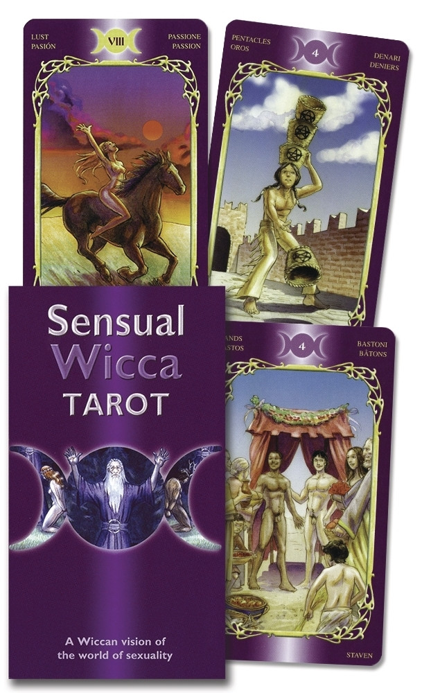Sensual Wicca Tarot/ Таро Таинственного Мира