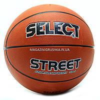 Мяч баскетбольный SELECT Basket street - размер 5