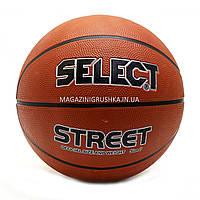 Мяч баскетбольный SELECT Basket street - размер 7