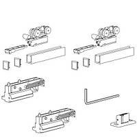 Комплект розд. системи Evolution, демпфер + демпфер (хв 700мм), 80кг (без арт.127), фото 1