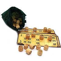 Настольная игра DANKO TOYS «Русское лото», дерево (ЛТ), фото 2