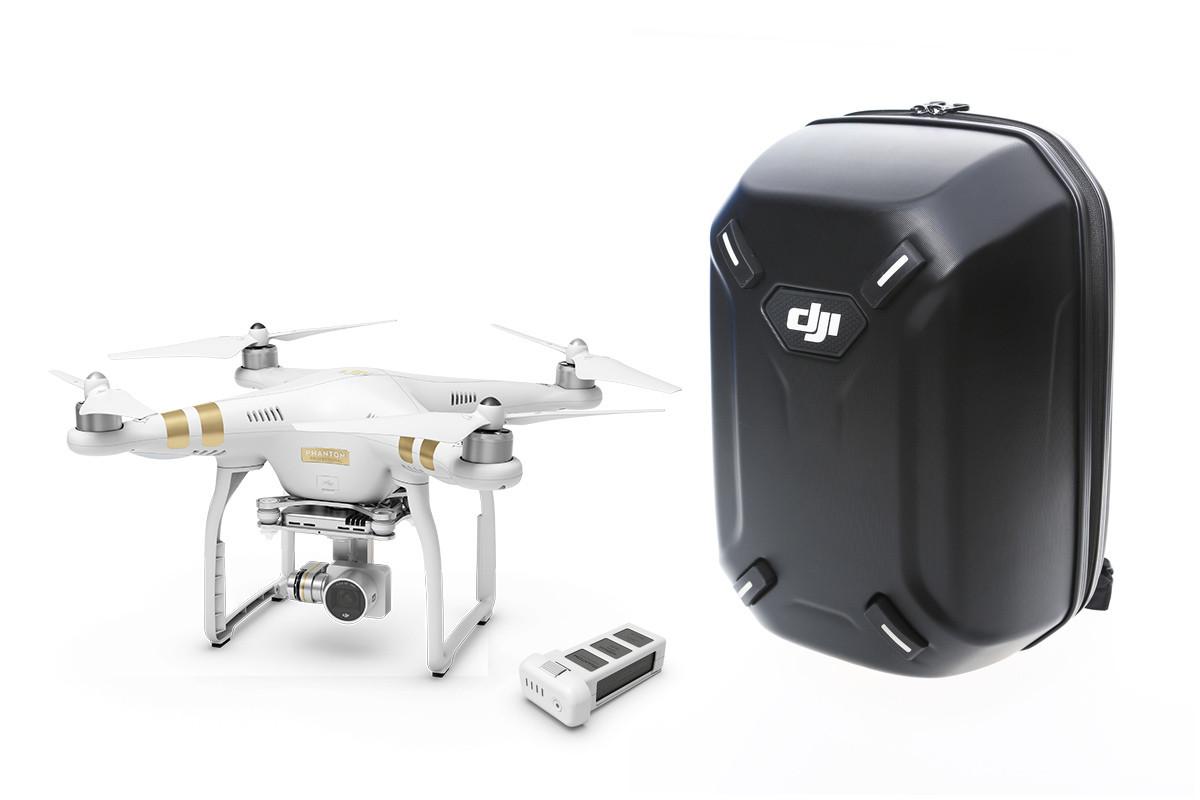 Квадрокоптер DJI Phantom 3 Professional Kit 4
