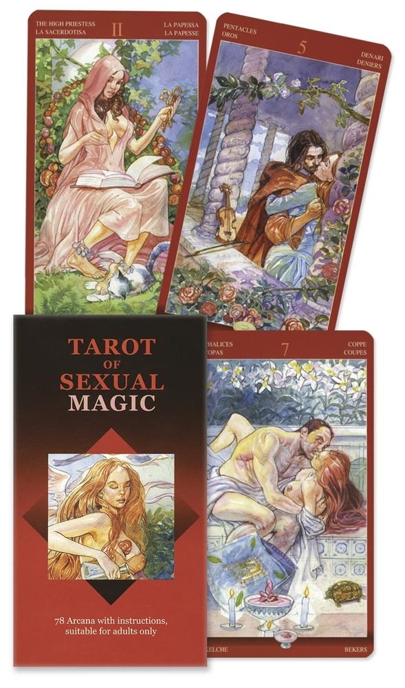 Tarot of Sexual Magic/ Таро Магія Насолод