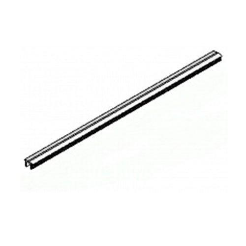 Заглушка для вирівнювача для TN501 L=2800, сіра, пластик