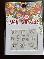 Слайдер для ногтей Nail Sticker ТJ037